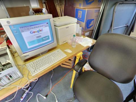 Puedes acceder a un tour virtual en el garaje que sirvió como primera sede de Google [RE]