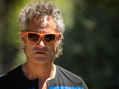 Alex Karp, chief executive officer of Palantir Technologies, could take his company public at a $41 billion valuation.