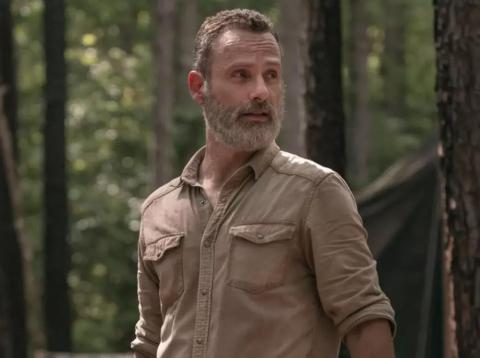 "Andrew Lincoln in ""The Walking Dead"""