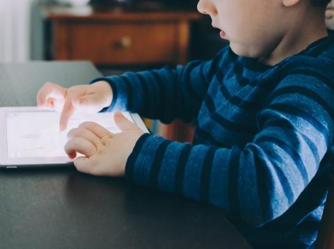 Las apps para niños están plagadas de anuncios