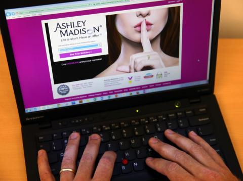 Ashley Madison operates in 50 different countries.