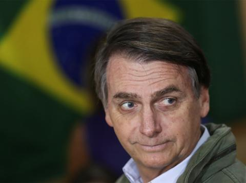 Bolsonaro candidato a presidente en las elecciones de Brasil