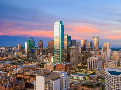 Dallas, Texas, is one of the HQ2 contenders.