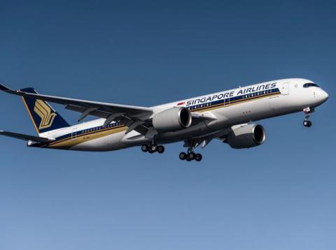 Singapore Airlines ordered seven A350-900ULRs— the only seven in the world at this time. The airline took delivery of the first aircraft in September, with all seven set to enter the fleet by the end of the year. Interestingly,