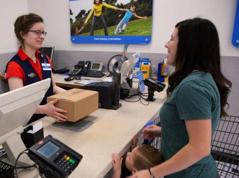 Starting in mid-November, customers will be able to return certain items sold by third-party sellers on Walmart.com to Walmart stores.