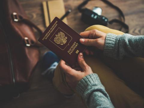 There's a simple trick that could stop you from losing your passport.