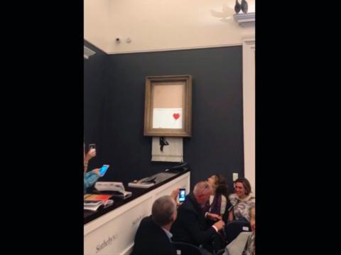 Vídeo de Banksy