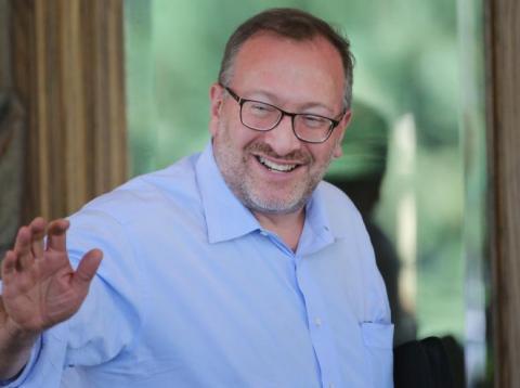 El CEO de Baupost Group, Seth Klarman. [RE]