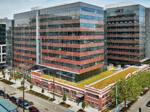 El complejo Troy Block, en Seattle