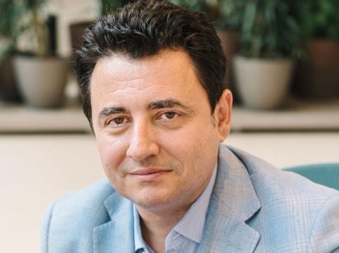 Franck Lopez, vicepresidente de ventas de RPA de UiPath