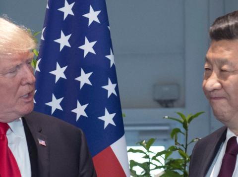 El encuentro entre Trump y Xi Jinping podría agravar la guerra comercial, según Goldman Sachs [RE[
