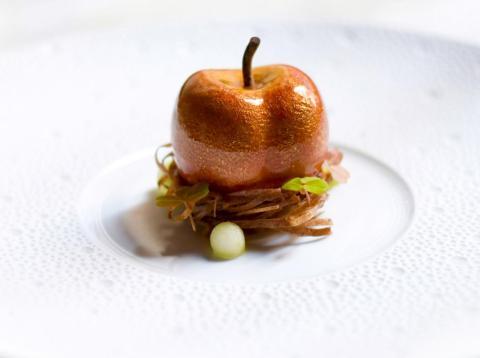 Estos son los menús navideños que 12 restaurantes estrella Michelin servirán durante las fiestas