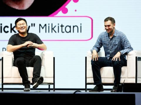 Mickey Mikitani, CEO Rakuten