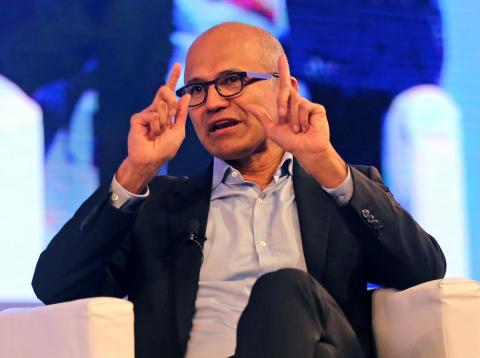 "Microsoft CEO Satya Nadella asked his execs to read Marshall B. Rosenberg's ""Nonviolent Communication"" when he became CEO in 2014."