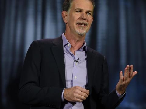 Netflix CEO Reed Hastings tells employees about a colleague who was sexually harassed to show why some victims don't come forward