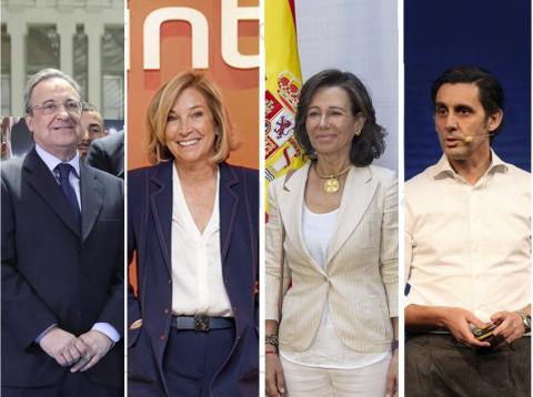 Presidentes de compañías