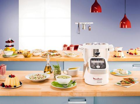 Robot de cocina low cost