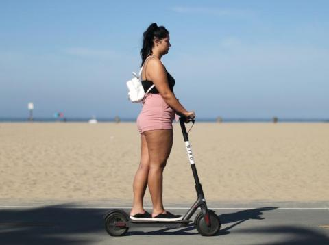 E-scooters are sending dozens of people to emergency rooms — and the companies appear to have a double standard when it comes to safety