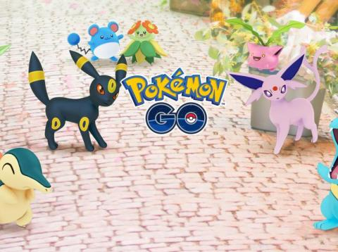 Some of the 80 new Pokémon coming to Pokémon Go