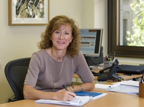 La subgobernadora del Banco de España Margarita Delgado.