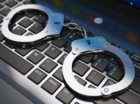 Estafa ordenador policía