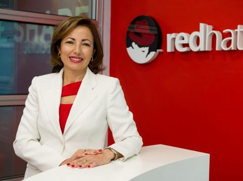 Julia Bernal country manager RedHat España