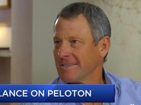 """Cómo Lance Armstrong """"salvó"""" a su familia invirtiendo (sin saberlo) 100.000 dólares en Uber [RE]"""