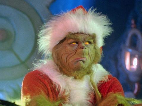 """Los analistas llaman a este tipo de mes de diciembre """"Grinch-like""""."""