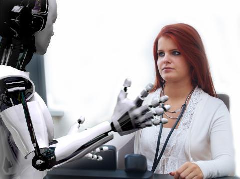 médico robot