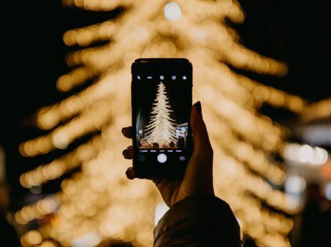 Frases E Imágenes Para Felicitar La Nochebuena Y Navidad Por
