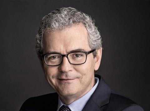 Pablo Isla, Presidente y CEO de Inditex.