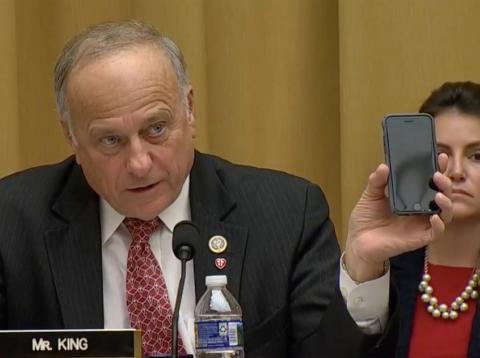 [RE] Steve King, congresista republicano