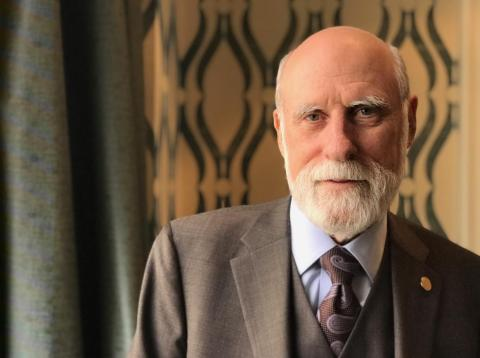 Vint Cerf, Google's chief internet evangelist, thinks its work on the Defense Department's Project Maven was misunderstood.