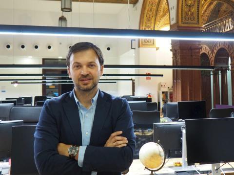 Luis Sanz, nuevo CEO de Carto.