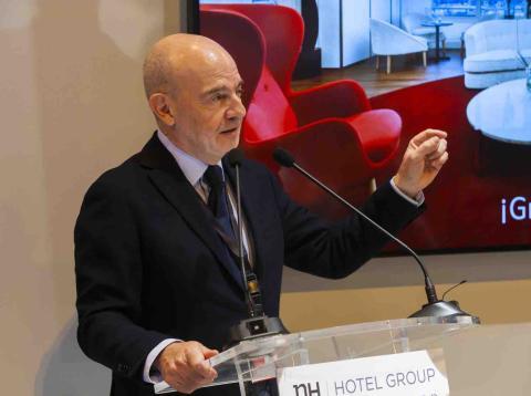 Ramón Aragonés, CEO NH Hotel Group.