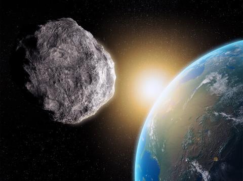 DART: una nave espacial para desviar la órbita de un asteroide