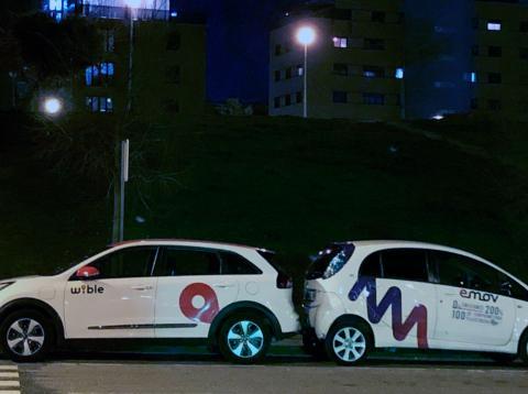 Car sharing Madrid
