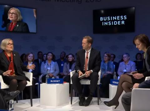 WEF Forum Davos