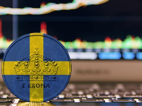 E-krona, criptomoneda sueca