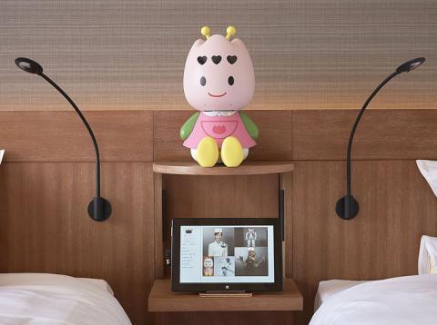 hotel robot