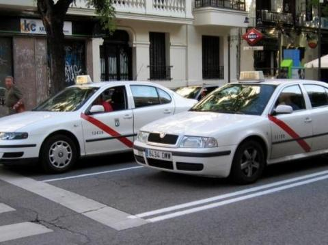 Los cuatro bulos en la huelga de taxi