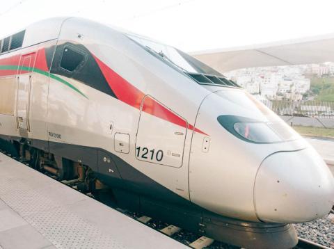Es más rápido que cualquier otro medio de transporte de Marruecos.