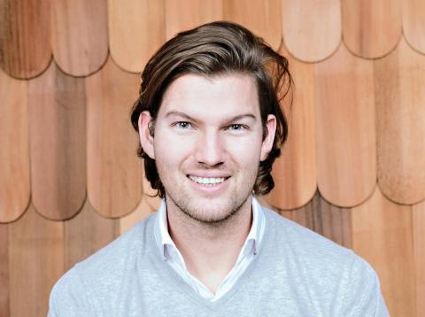 N26 CEO and cofounder Valentin Stalf.