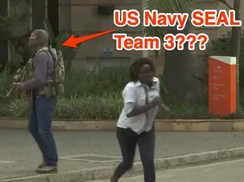 Navy Seal Nairobi