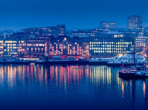 Oslo, Noruega.
