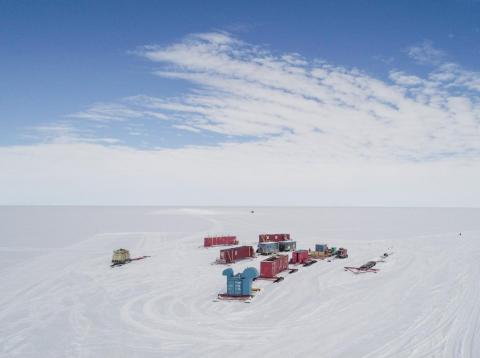 The SALSA Drill Team uses McMurdo Station to prepare for its work drilling into Mercer Subglacial Lake.
