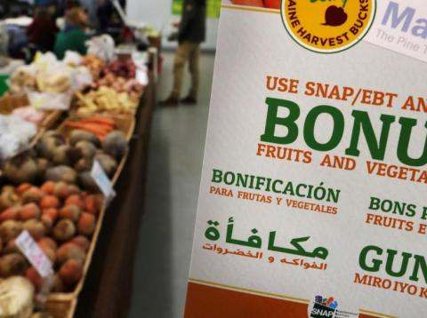 SNAP benefits, also known as food stamps, will be paid during the current government shutdown — for now.