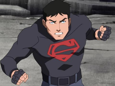 "6. ""Young Justice: Outsiders"" (DC Universe)"
