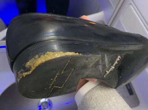 [RE] Zapato de Matthew Meehan