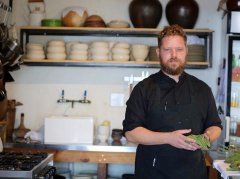 Mejor restaurante del año: Kobus van der Merwe